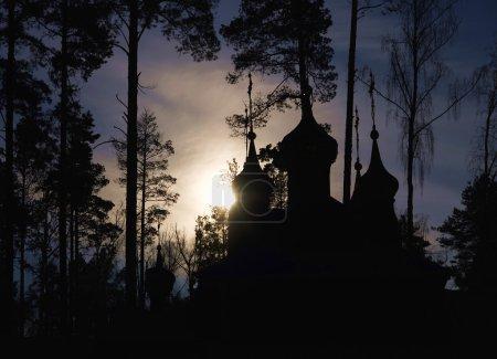 Ganina Yama monastery in Ekaterinburg