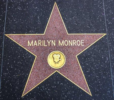 Мэрилин Монро звезды на