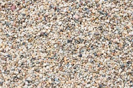 Photo pour Abstrait pebble - fond de pierres - image libre de droit