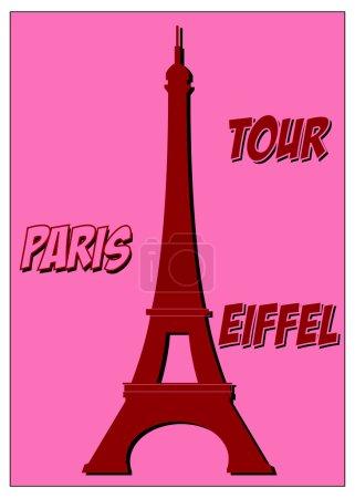 Paris. Tour Eiffel