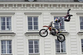 Red bull x fighters džemy