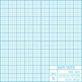 Graph paper seamless pattern Real scale