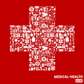 Medical background  Cross