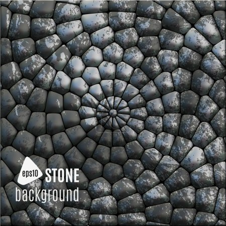 Stone background.