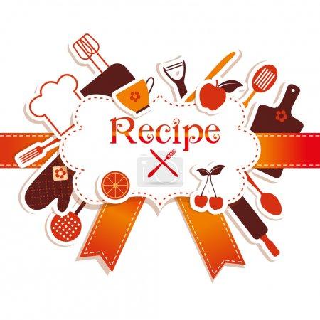 Recipe illustration