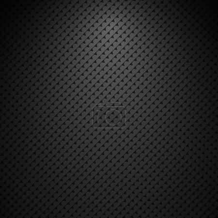 Illustration pour Texture abstraite de fond sombre - image libre de droit