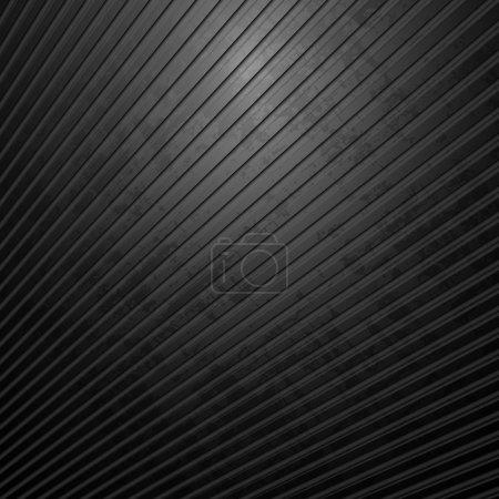 Illustration pour Abstrait fond métallique foncé texture - image libre de droit