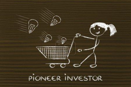 Pioneer investor