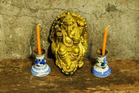 Still Life Lord Ganesh
