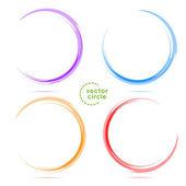 Sada. čtyři kruhy pro vaše podnikání