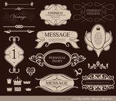 Kaligrafické návrhové prvky
