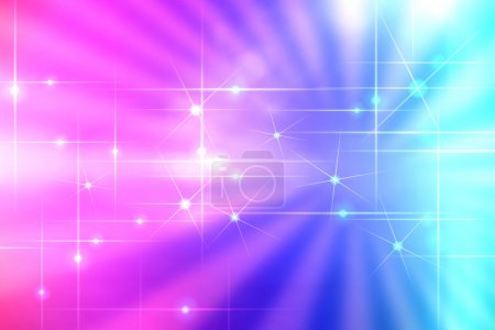 Foto de Estrellas fondo de púrpura - Imagen libre de derechos