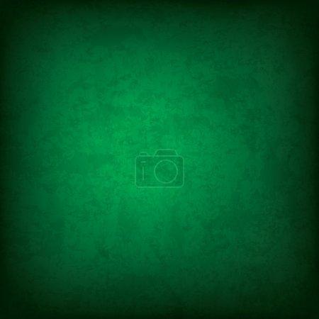 Dark green grunge background