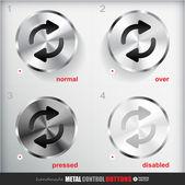 Metal Reload Button