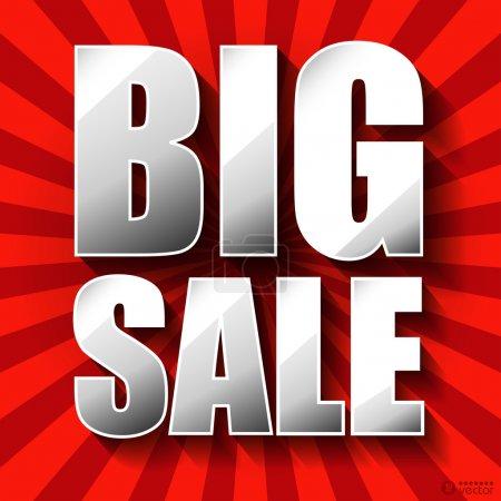 Big Sale poster.