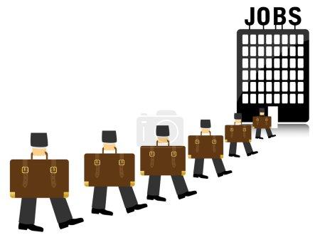 Jobs queue
