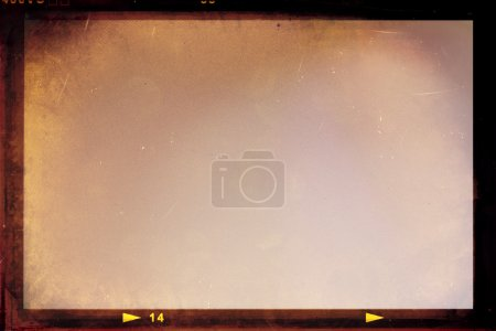 Photo for Vintage film strip frame - Royalty Free Image