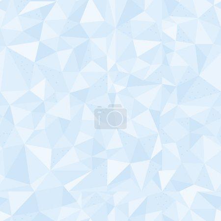 Illustration pour Cristal fond abstrait - image libre de droit