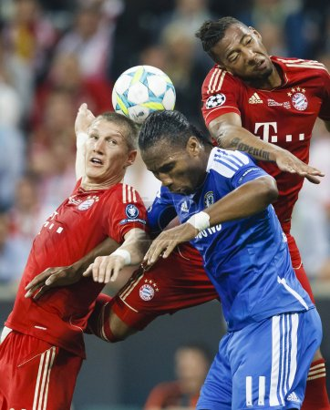 Bayern Munich vs. Chelsea FC UEFA Champions League Final