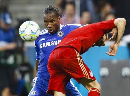 Бавария против Челси