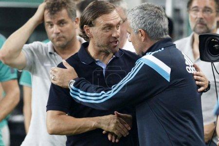 Ferencvaros vs Chelsea stadium opening