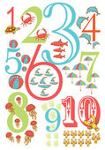 Kids Counting Poster Design