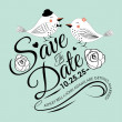 Save the Date Inivtation