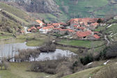 La Focella, small village in Asturias, Spain.