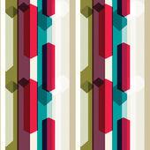 Vertical line pattern