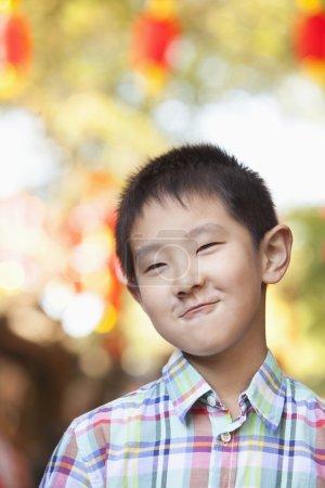 Young Boy In Nanluoguxiang