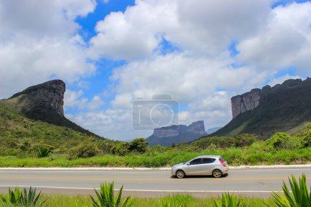 Chapada Diamantina, Valley and mountains