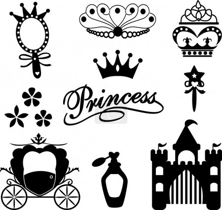 Icon princess collection