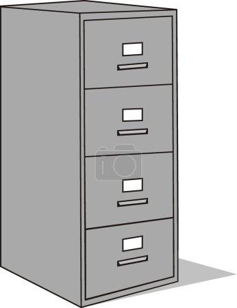 Classic file cabinet...