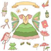 My little fairy princess set