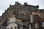 Edinburgh castle, Skotsko, Velká Británie
