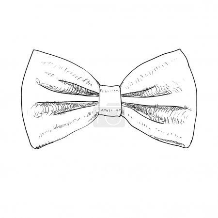 bow tie doodle