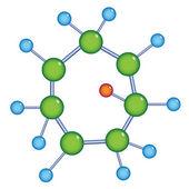 Struktura molekuly