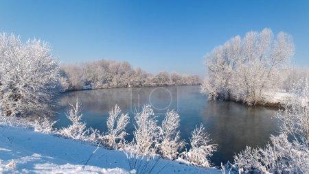 Plain Mantua, Italy - December 8, 2012: Pictures o...