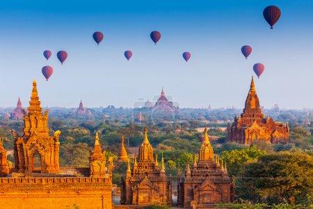 Photo for Temples in Bagan, Myanmar - Royalty Free Image