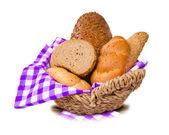 Chléb a housky