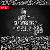 Chalk board Summer Sale