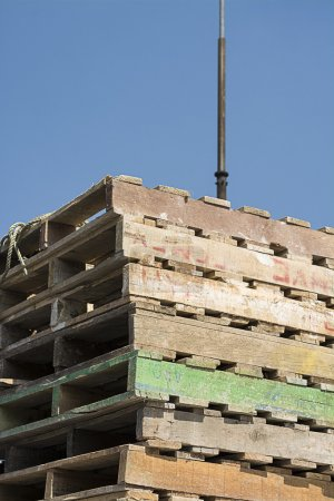 Construction Wooden Pallets