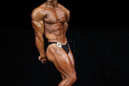 muscular bodybuilding men