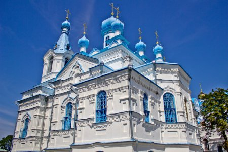 Male Cathedral in Pochaiv