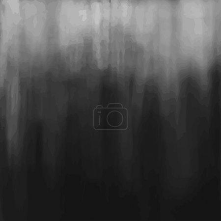 Black and white grunge background.