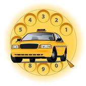 Volání taxi