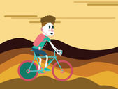 Travel and holiday concept vector illustration