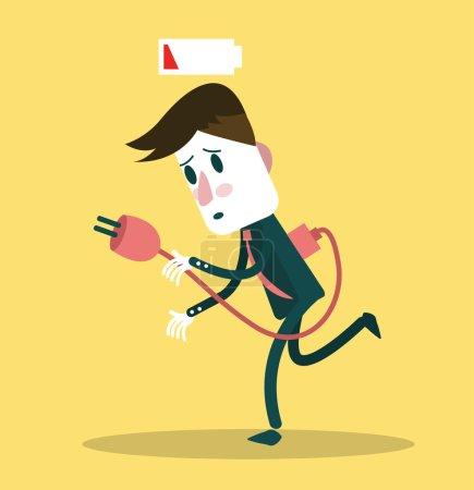 Illustration for Flat design.vector illustration - Royalty Free Image