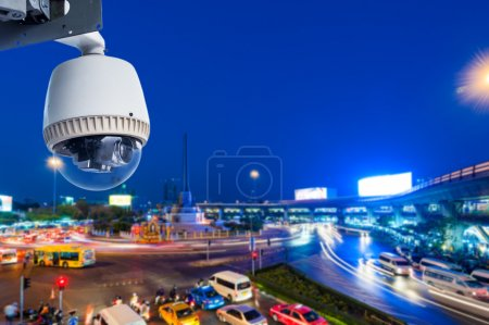 Photo for CCTV Operation - Royalty Free Image