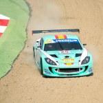 Постер, плакат: Michelin Ginetta GT4 Supercup race March 2014
